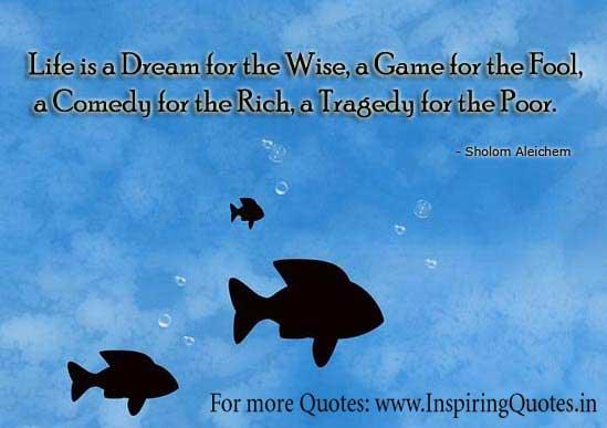 Sholom Aleichem's quote #3