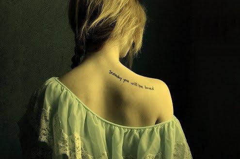 Shoulder quote #8