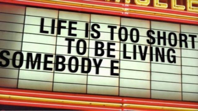 Showbiz quote #2