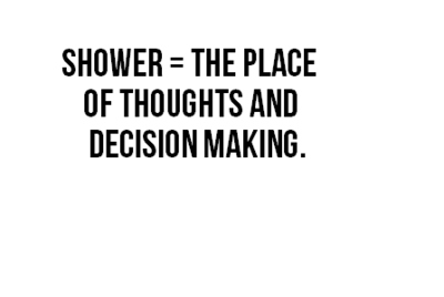 Shower quote #5