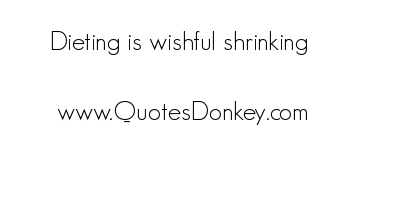 Shrinking quote #1