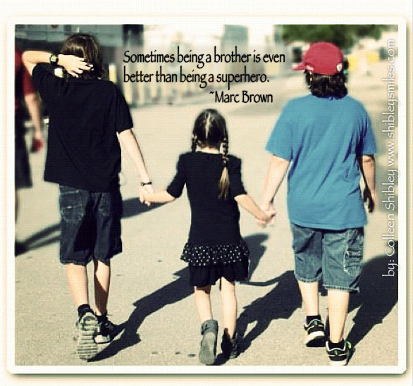 Sibling quote #1