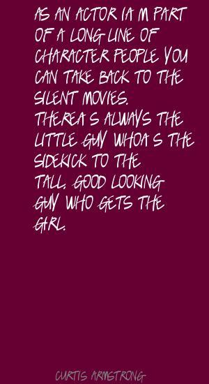 Sidekick quote #1