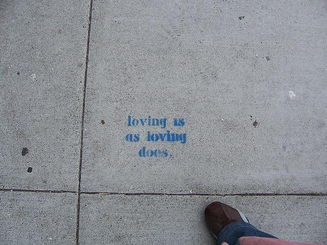 Sidewalk quote #1