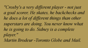 Sidney Crosby's quote #5