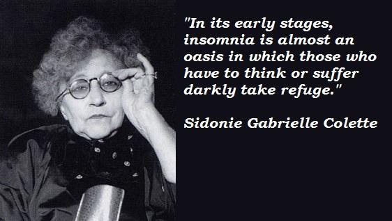 Sidonie Gabrielle Colette's quote #6