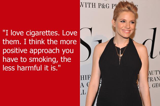 Sienna Miller's quote #7