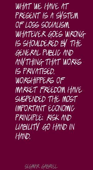 Sigmar Gabriel's quote #2