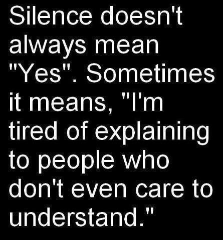 Silence quote #3