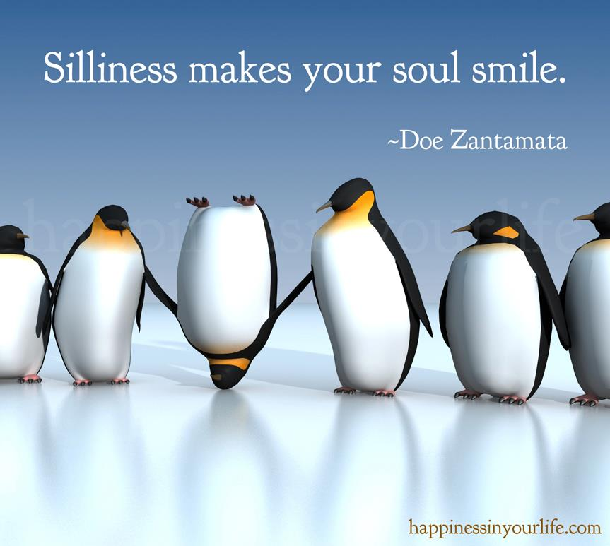 Silliness quote #2