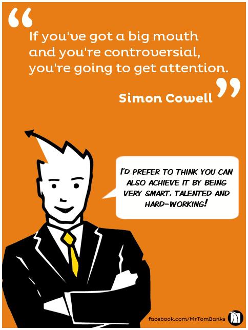 Simon Cowell's quote #4