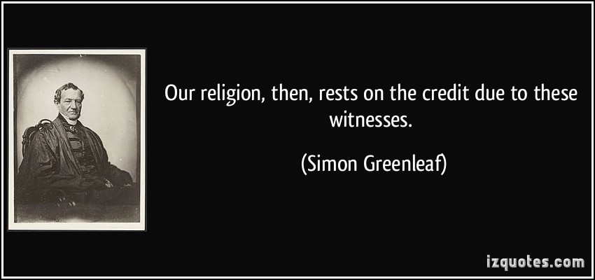 Simon Greenleaf's quote #1