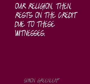 Simon Greenleaf's quote #3