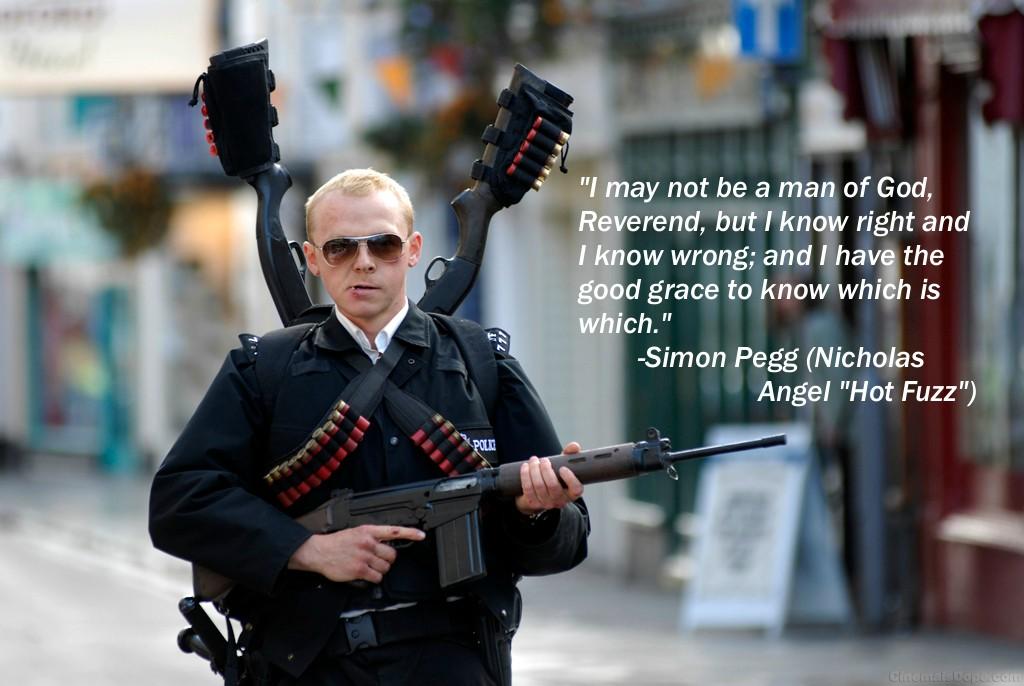 Simon Pegg's quote #6