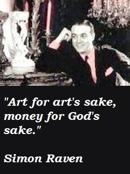 Simon Raven's quote #2