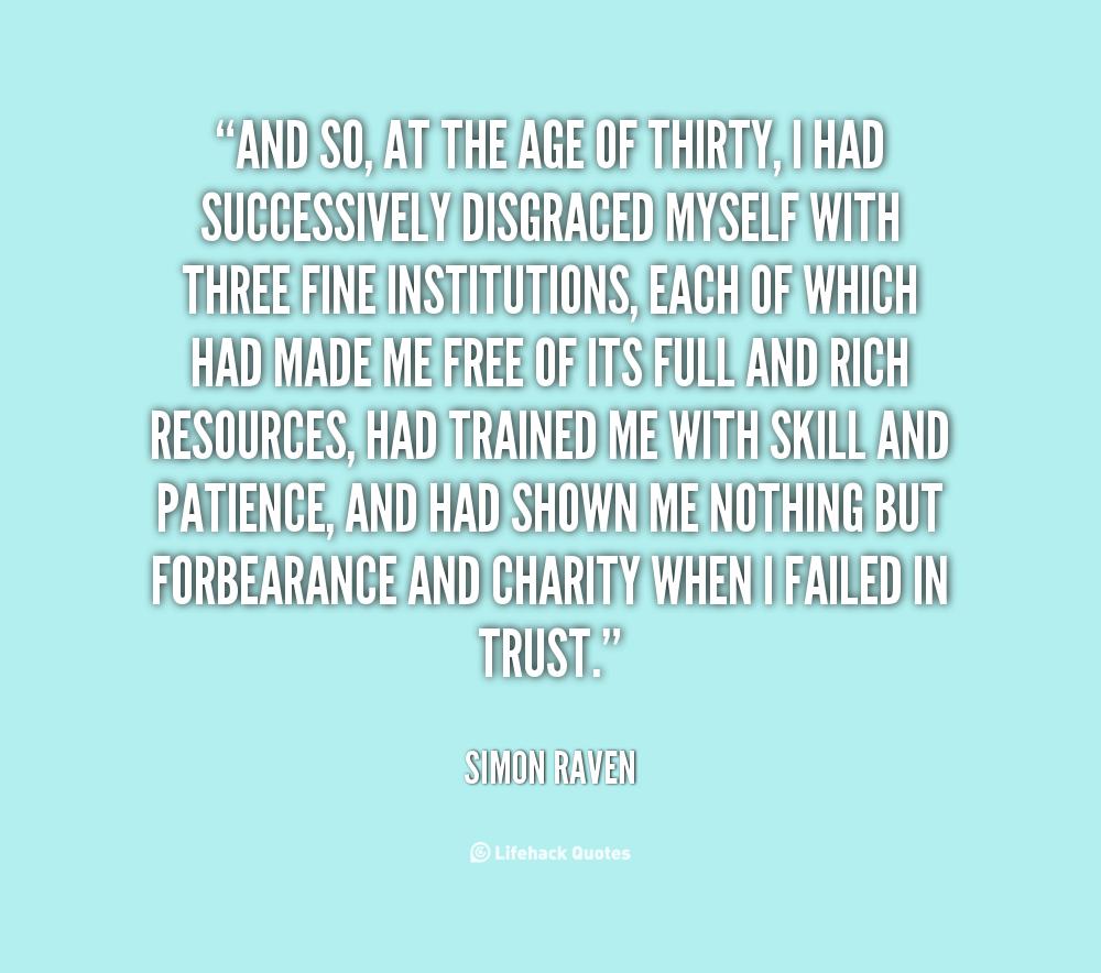 Simon Raven's quote #1