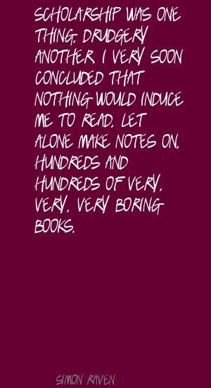 Simon Raven's quote #3