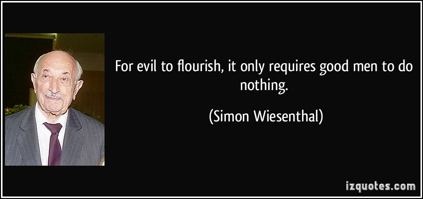 Simon Wiesenthal's quote #3