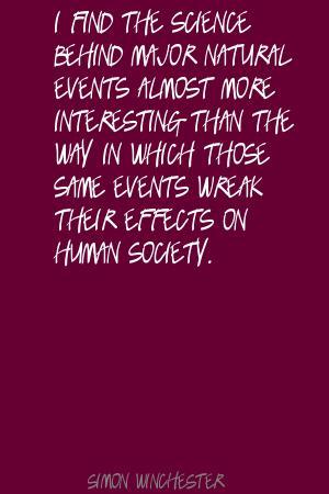 Simon Winchester's quote #6
