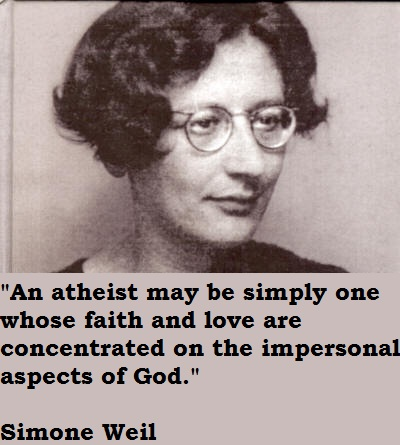 Simone Weil's quote #1