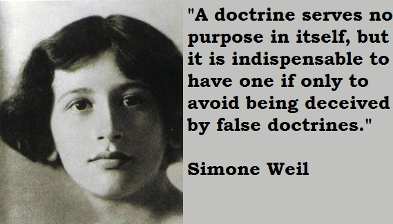 Simone Weil's quote #2