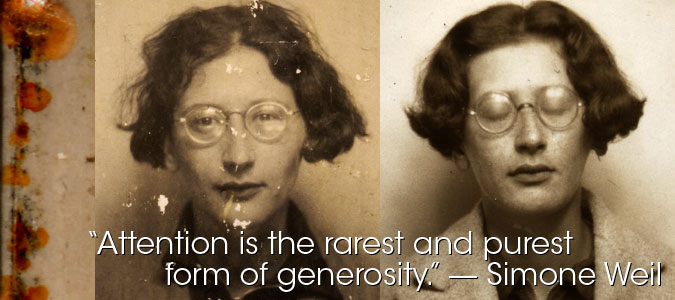Simone Weil's quote #3