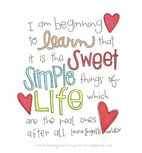Simplicity quote #8