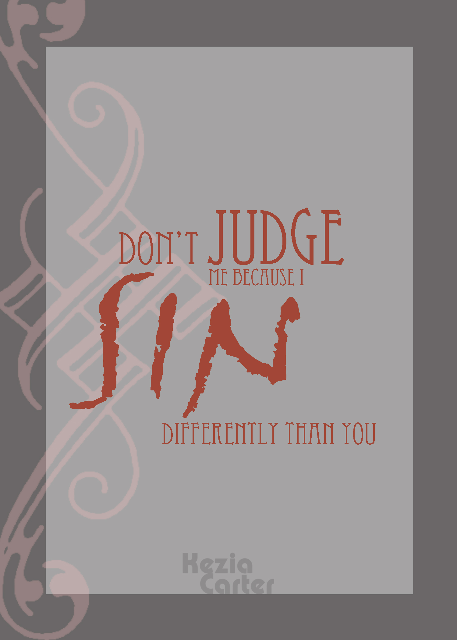 Sin quote #1