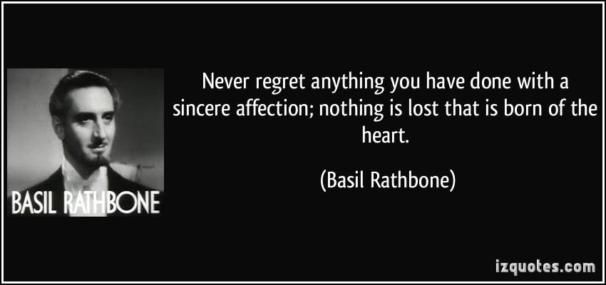 Sincere quote #7