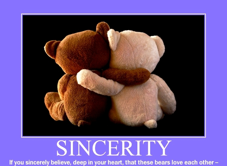Sincerity quote #5