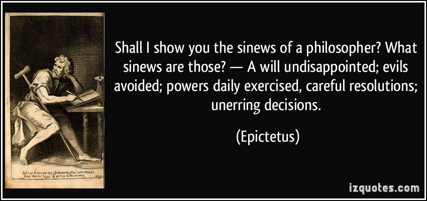 Sinews quote #1