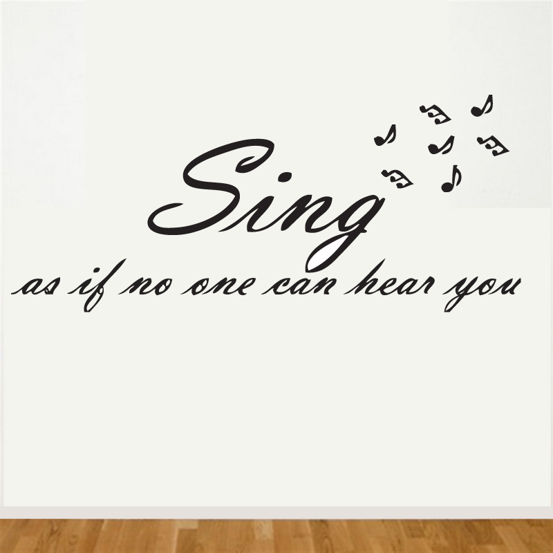 Sing quote #1