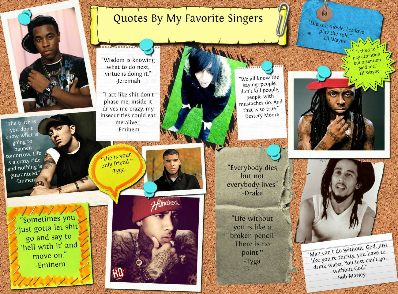 Singers quote #6
