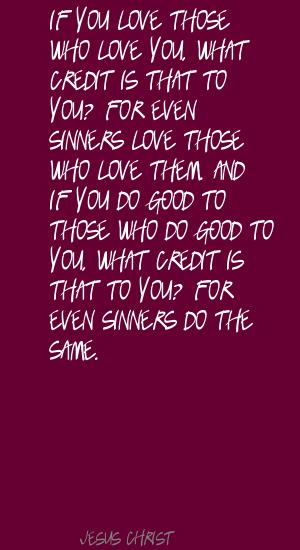 Sinners quote #5