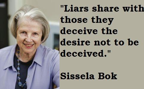 Sissela Bok's quote #7
