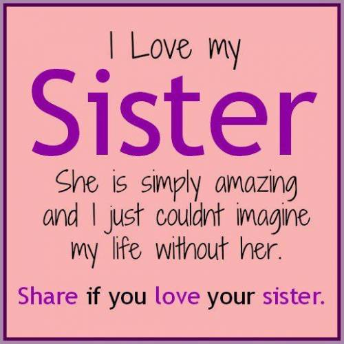 Sister quote #5