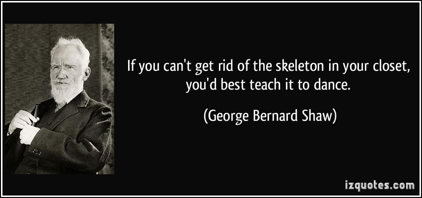 Skeleton quote #1