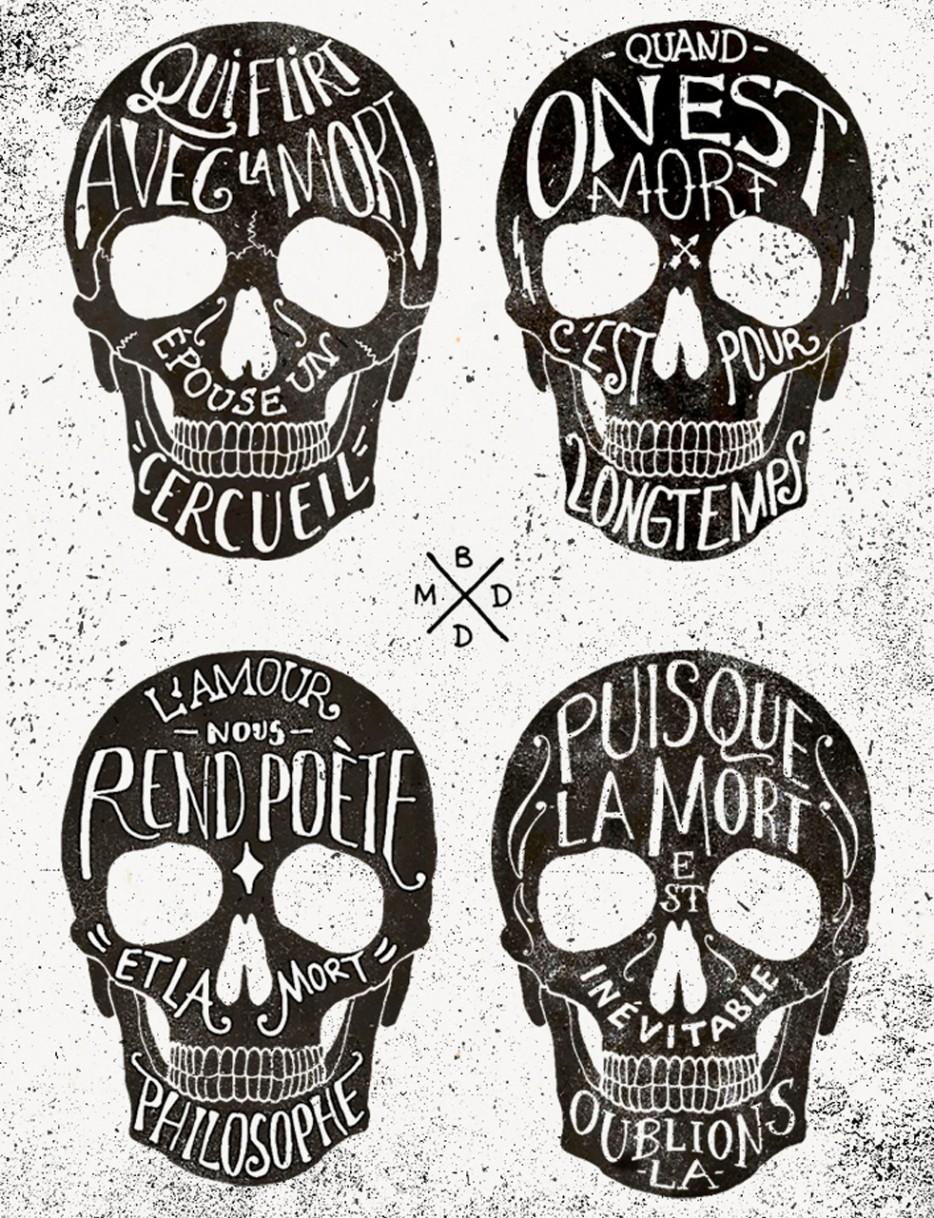 Skull quote #2
