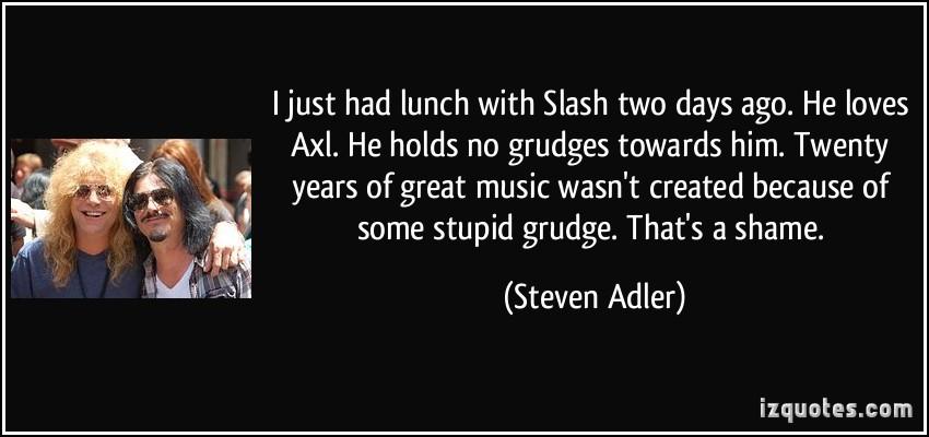 Slash quote #1
