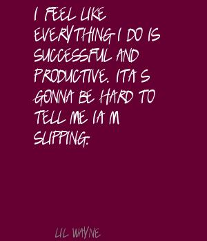 Slipping quote #1