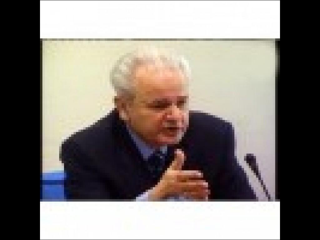 Slobodan Milosevic's quote #2