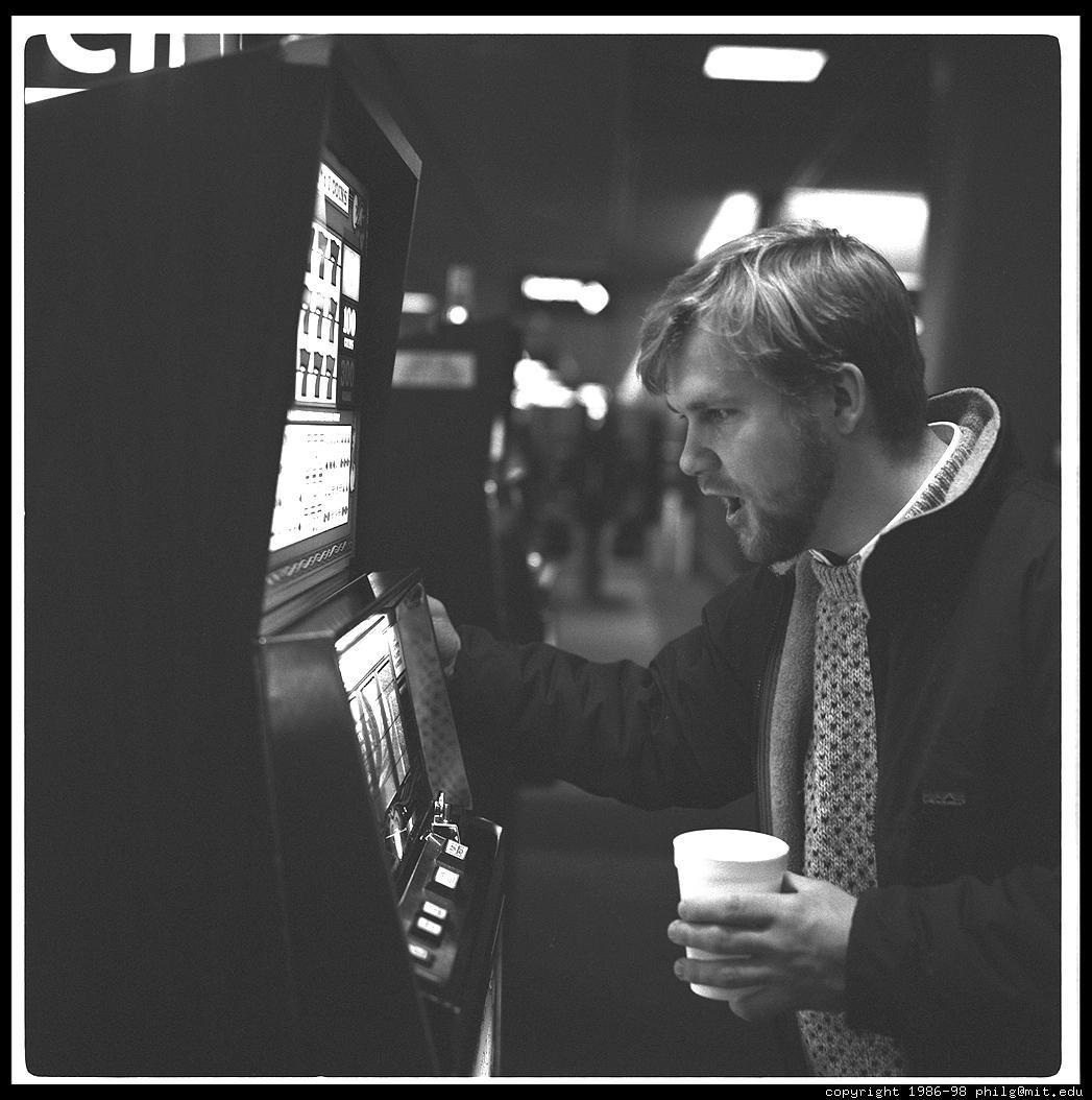 Slot Machine quote #1