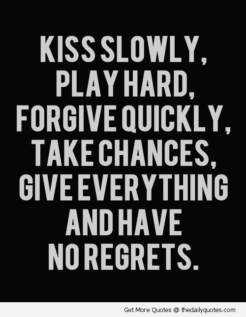 Slowly quote #2