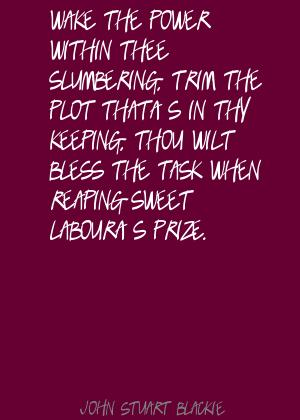 Slumbering quote #2