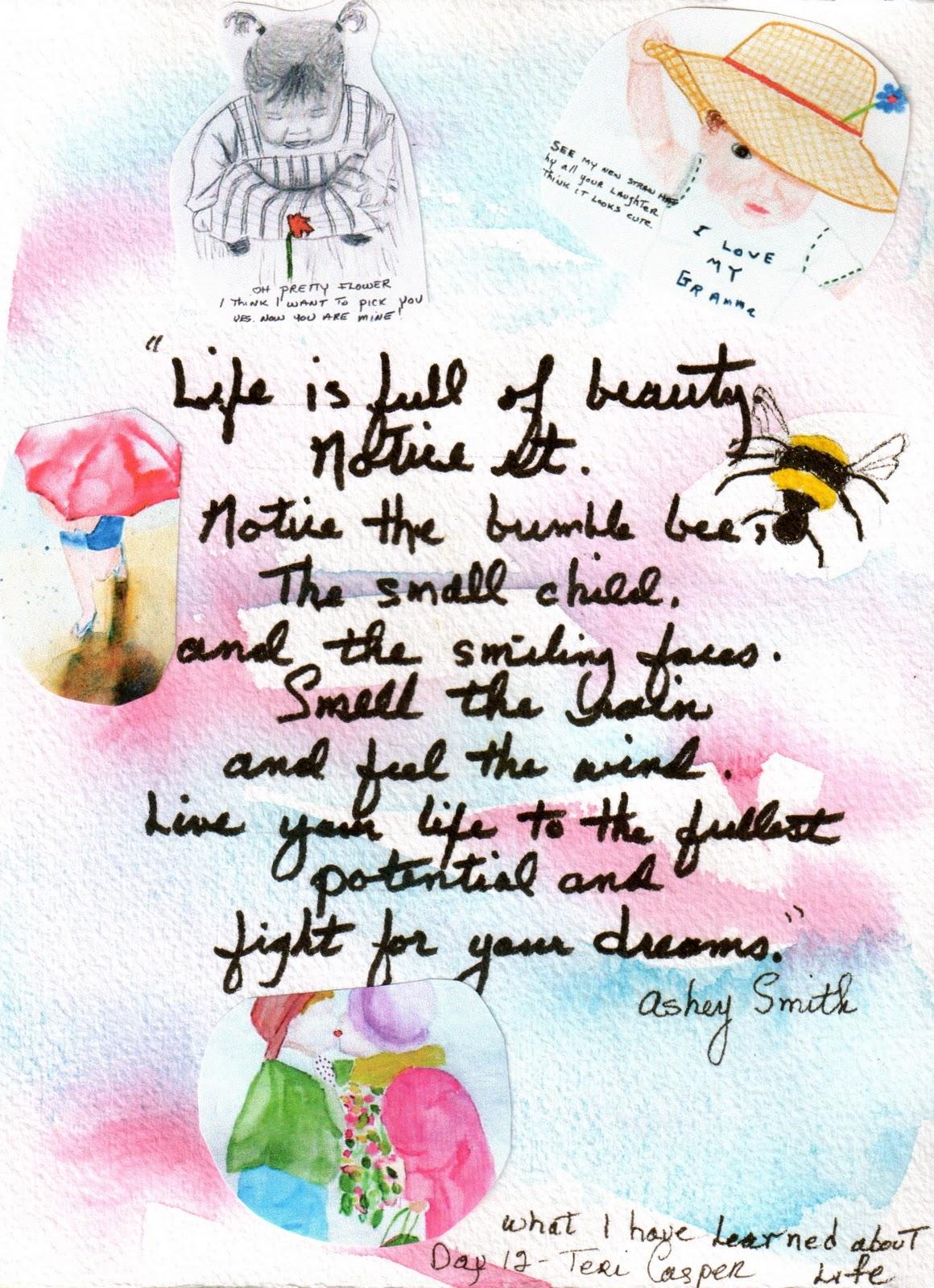 Small Child quote #1