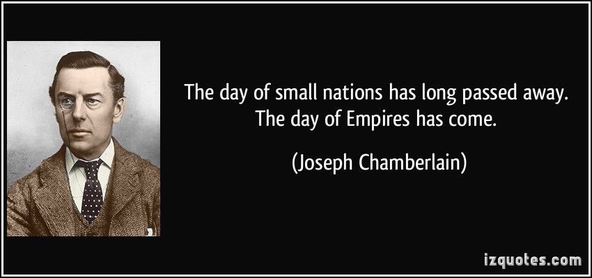 Small Nations quote #2