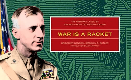 Smedley Butler's quote #5