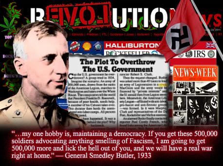 Smedley Butler's quote #4