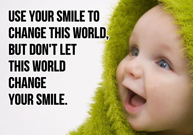 Smile quote #1