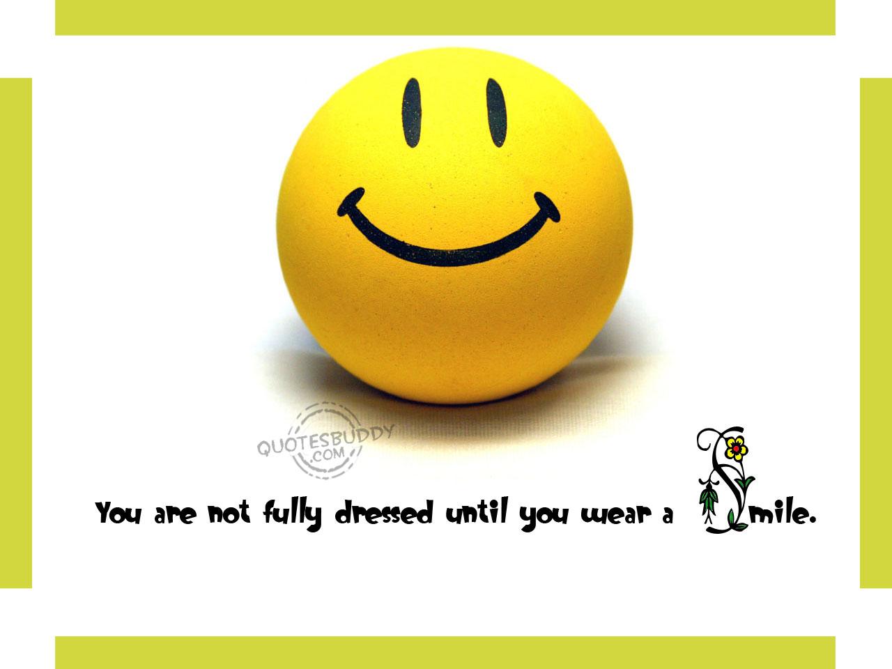 Smile quote #3